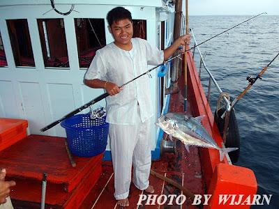 ปลาโมงาม