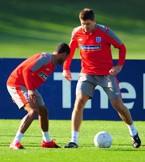 Madrid sediakan  £50 Juta untuk Gerrard dan Cole