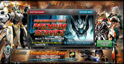 RF online Indonesia www. rf-online.web.id