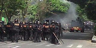 Foto Video Kerusuhan temanggung