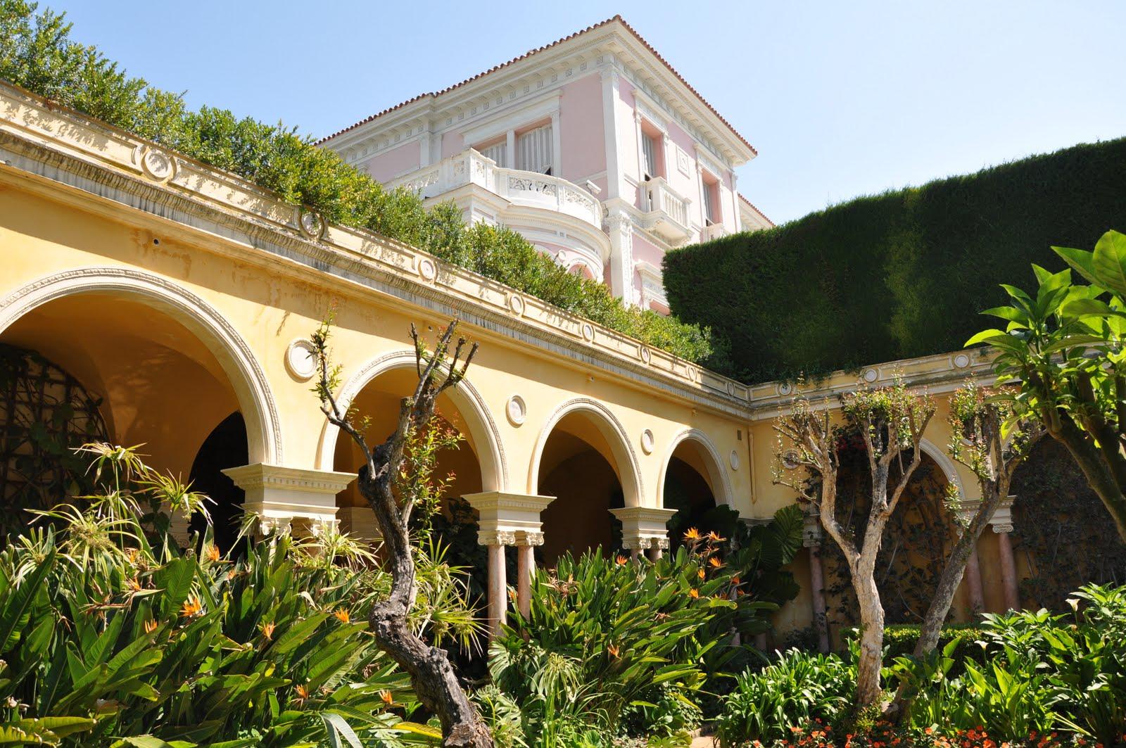 La Vie En Suisse Villa Ephrussi De Rothschild