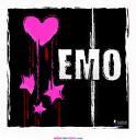 eu num sou emo não...