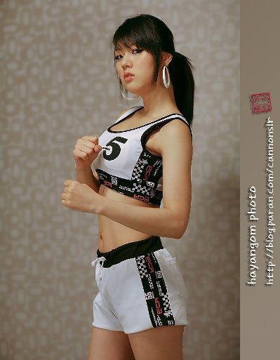 Foto Hot Hwang Mi Hee, korean girl bening gan!!