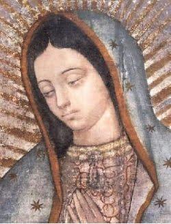 Vírgen de Guadalupe