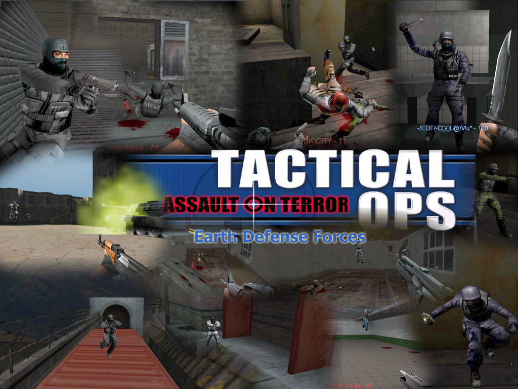 Tactical ops pc game