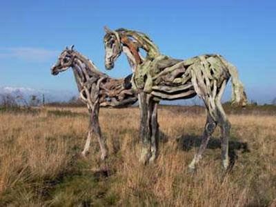 couple of horses