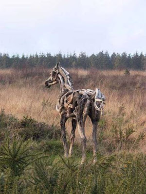 running horsey