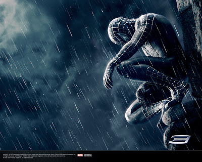 dark side of spiderman