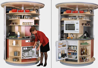 all in one kitchen just make your house more space