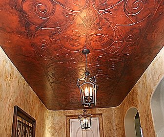 San Diego Venetian Plaster and Faux Painting