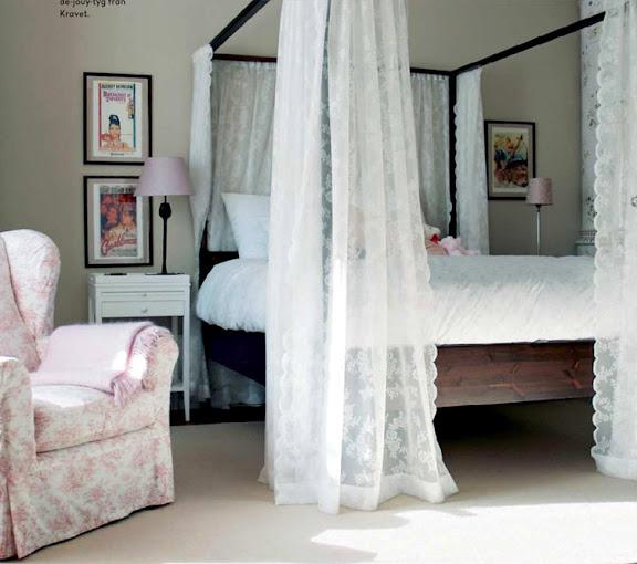 moa maria Romantiskt sovrum