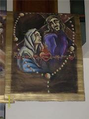 4.  Jesús encuentra a su Santísima Madre.