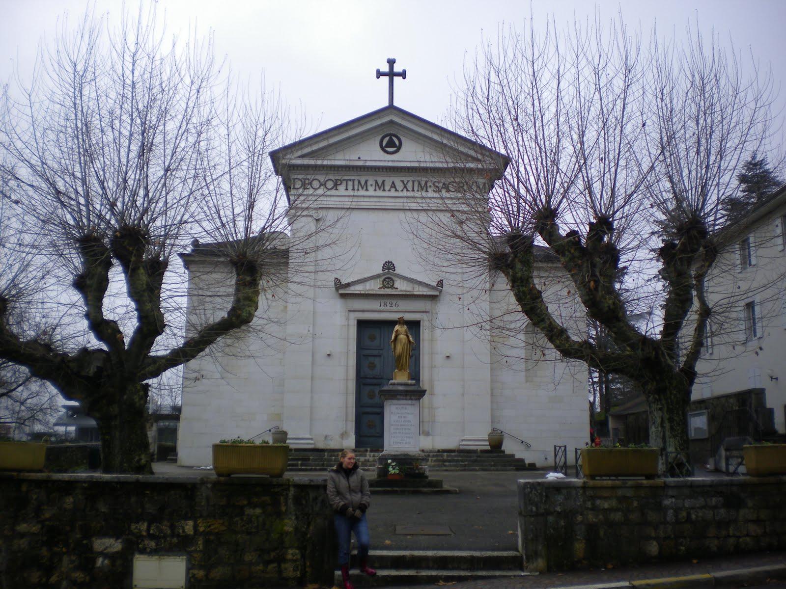 voltaire church