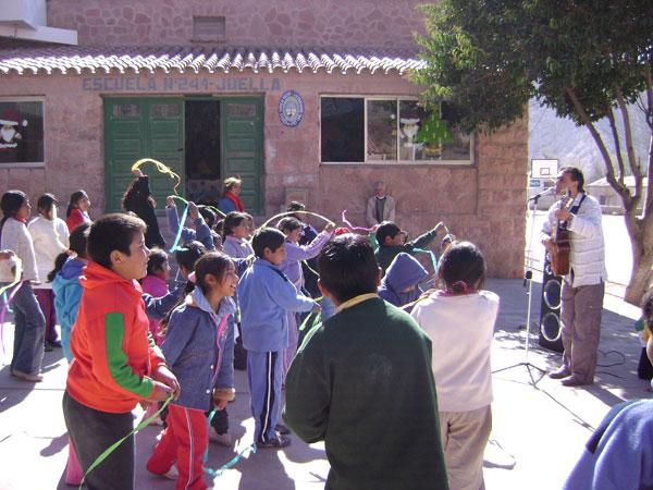 ESCUELA DE JUELLA - 2 DE AGOSTO 2007