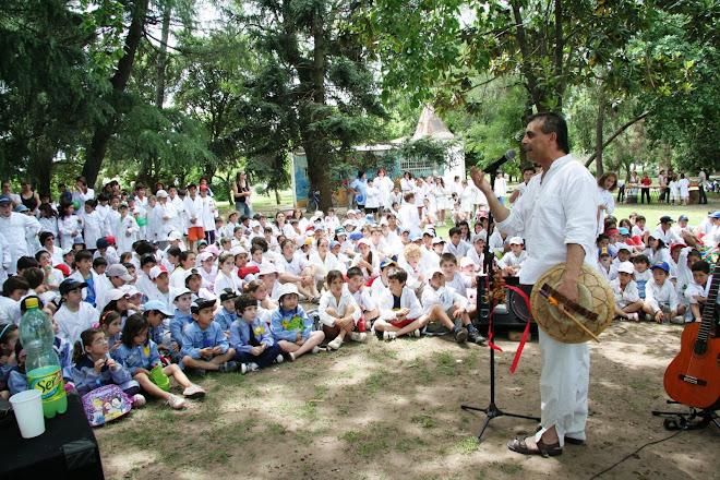 Pehuajó - NOV 2008  CHOCOLATE CULTURA NACION