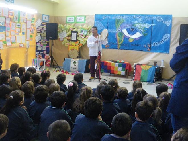EL CALAFATE/Colegio UPSALA-Oct 2010