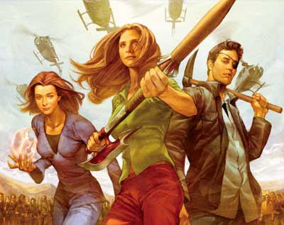 Fumetti: Buffy the vampire slayer