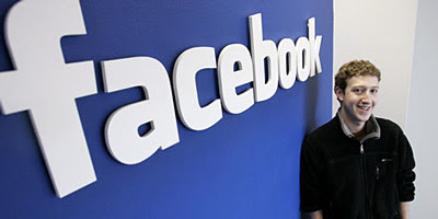 Mark Zuckerberg, il creatore di Facebook