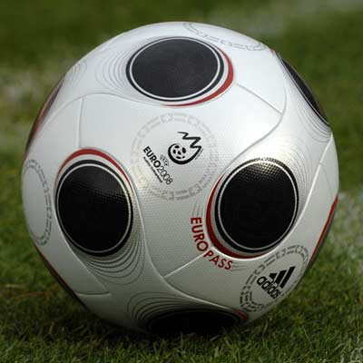 Pallone Europass Euro 2008 by Adidas