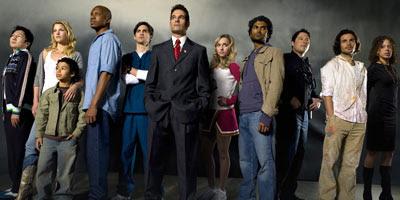 Serial TV: Heroes