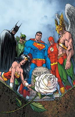 JLA by Michael Turner