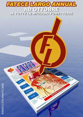 Fumetti: Fatece Largo Annual # 1