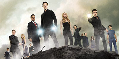 Serial TV: Heroes Volume 3 - Villains