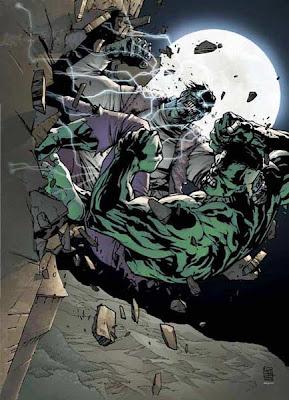 Hulk by Giuseppe Camuncoli