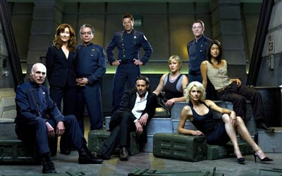 Serial TV: Battlestar Galactica su Rai 4