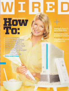 martha on wired