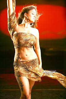 South Indian Hot Actress Nayanthara