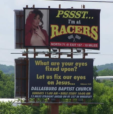 Billboards Become Competitive