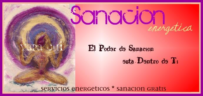 Sanacion y Conexion Energetica Gratis