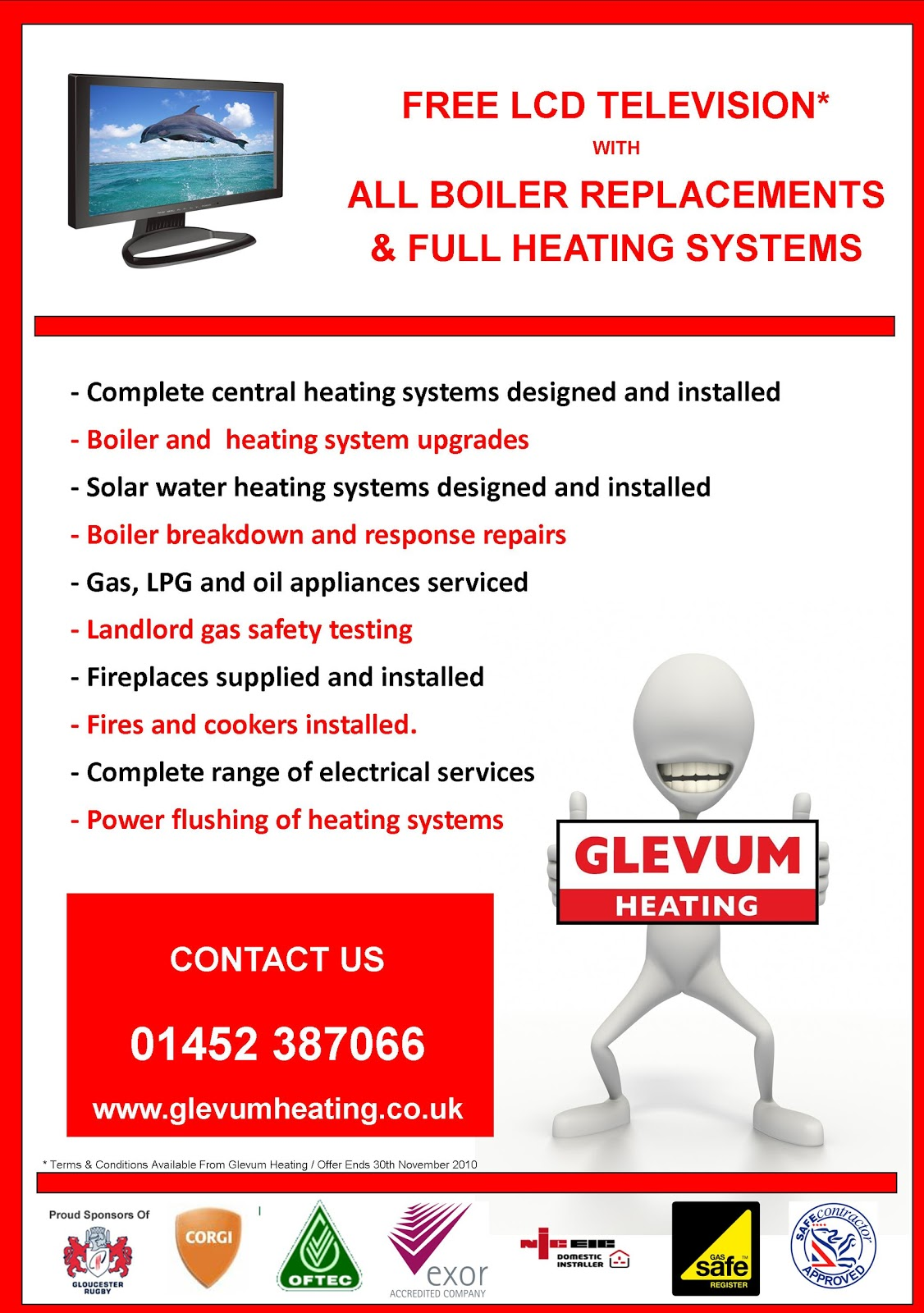 most effective 3025 how much for a new central heating system