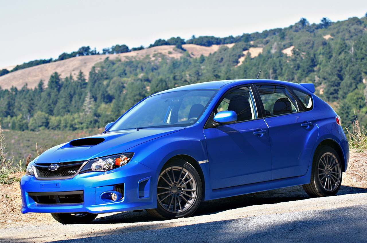 Licence to Speed - For Malaysian Automotive: 2011 Subaru