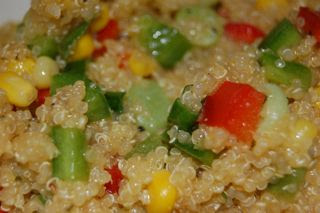 Lime Quinoa Salad