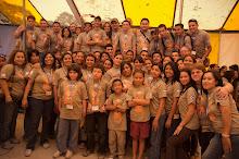 Representación Catracha en Cumbre Mundial 2008
