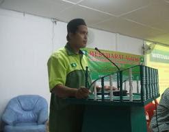 Ketua Penerangan Pemuda Pas Perak