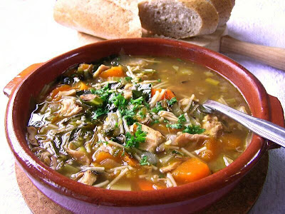 Chicken Noodle Soup, Chicken Soup Recipe