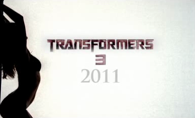 Transformers 3 logo