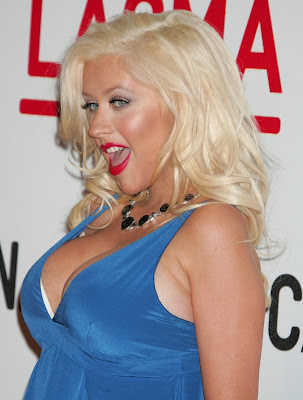 Christina Aguilera hot photo
