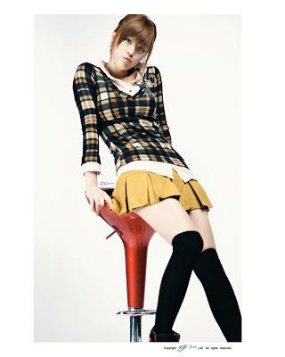 Hwang Mi Hee wallpaper
