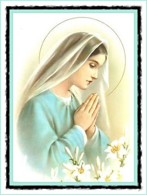 Isabellascloset may devoted to the blessed virgin mary