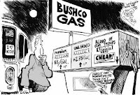 Bush & Oil Companies in Bed Together