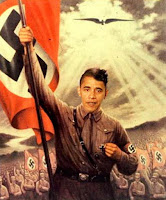 Is Barack Obama another Hitler? Far from it.