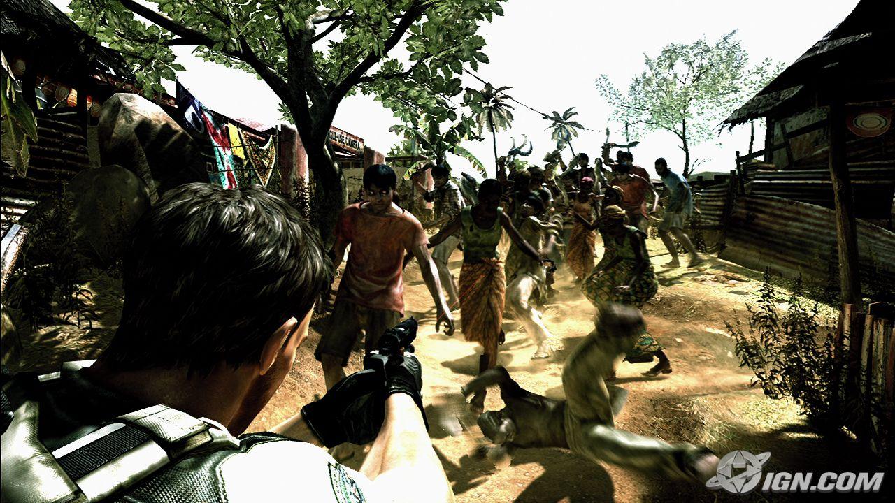 Imagenes de Resident Evil 5