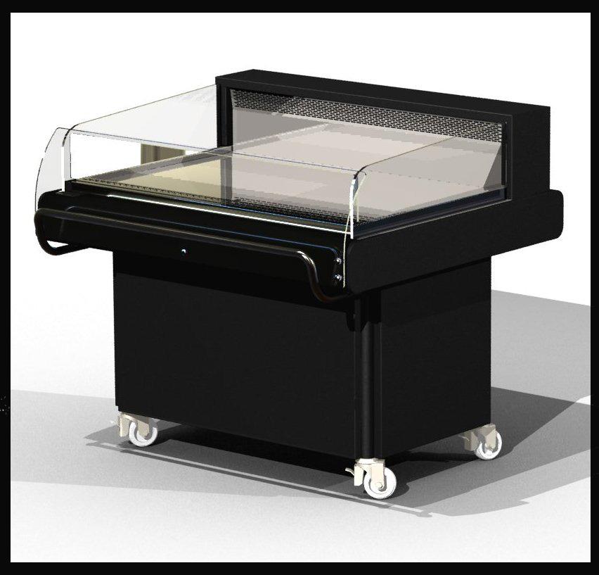 Novo equipamentos balc o refrigerado for O que e porta balcao
