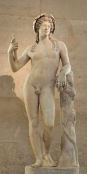 Dionisio (grego) ou Baco (romano)