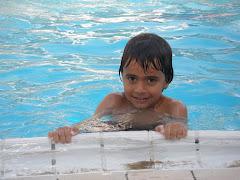 Adam - Eilat, Pesach 2008