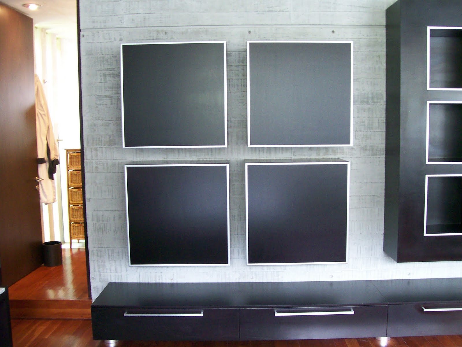 Muebles sobre Diseño AVL: Muebles para T.V.